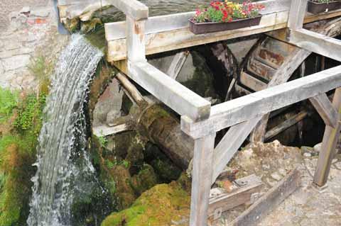 Die acht Mühlen von Mühlberg